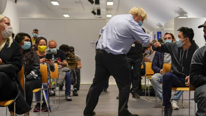 Britse regering organiseert top om lage vaccinatiegraad in Londen aan te pakken