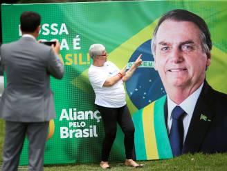 Braziliaanse president Bolsonaro begint nieuwe politieke partij met zoon