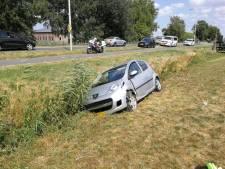 Vrouw raakt macht over het stuur kwijt in Montfoort