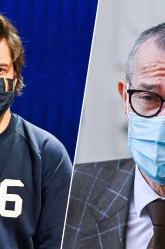 """MR opnieuw op ramkoers met Frank Vandenbroucke: """"Hij moet stoppen met het vertrouwen en moreel van de Belgen te ondermijnen"""""""