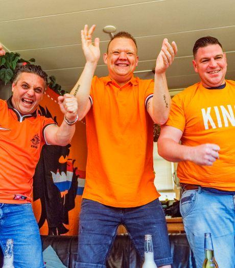 Niet in de kroeg, dan in ieder geval thuis: driekwart van Nederland gaat gewoon het EK volgen