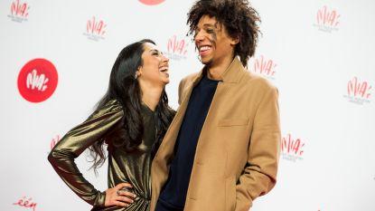 Danira en Bouba maken tv-debuut als koppel