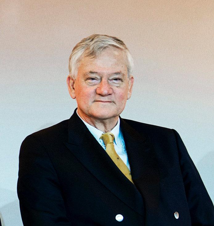 Antony Burgmans, voorzitter Raad van Commissarissen, kondigde gisteren zijn vertrek per april 2018 aan