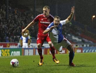 Ritchie De Laet en Middlesbrough morsen in volle titelstrijd met punten