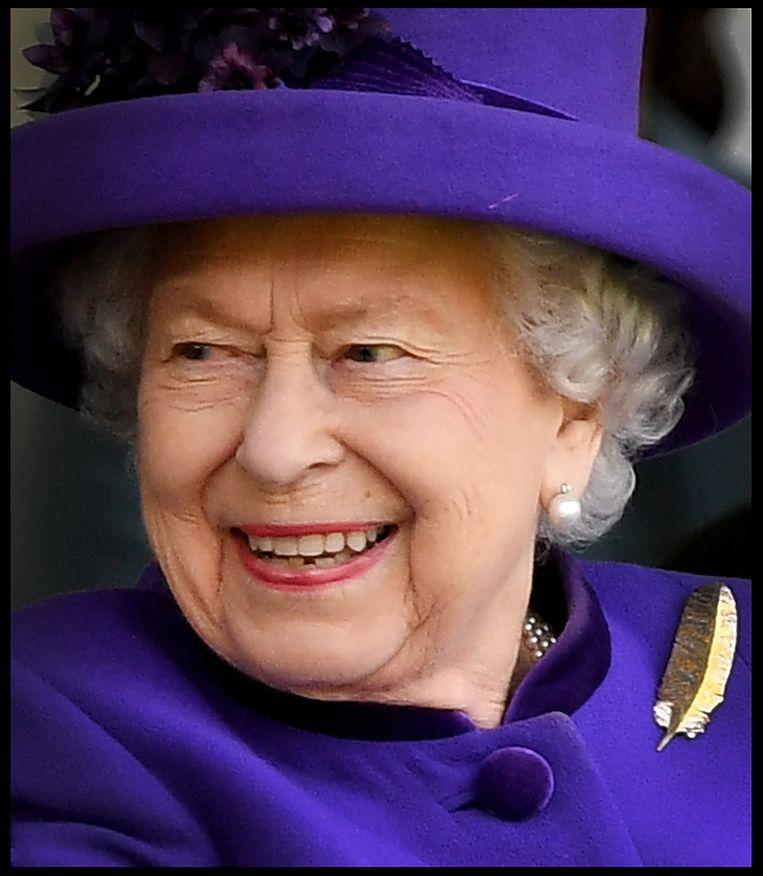 De Britse Queen blijft populair.