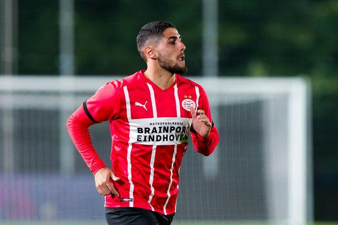 Maxi Romero is sinds maandagavond weer wedstrijdprof, nadat hij een zware blessure overwon.