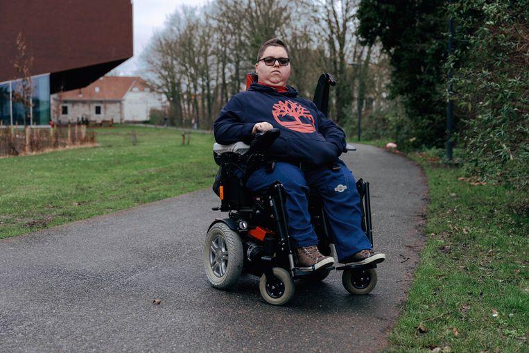 Seppe Hemerijckx. Beeld Damon De Backer