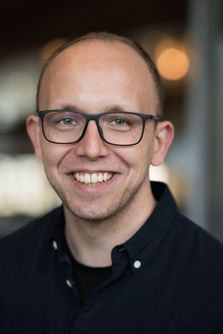 Eddie Brummelman. Beeld Sander Nieuwenhuys