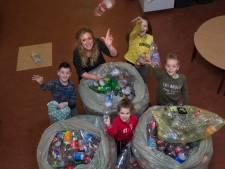 Basisschoolkinderen Didam zamelen geld in voor Australië: 'Geen lege fles meer te vinden'