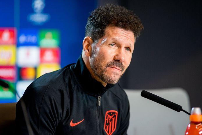 S'ils ont la main, Diego Simeone et l'Atletico ne peuvent pas se permettre un faux-pas.