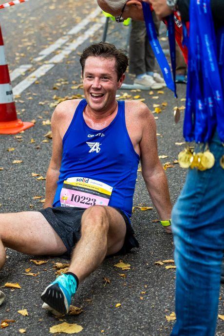 Ei-de-lijk mocht het weer: rennen om het 'echie' tijdens de 36ste Maliebaanloop