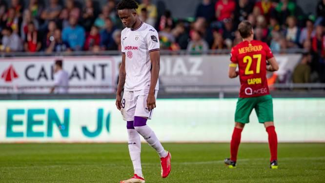 Anderlecht vangt bot bij Geschillencommissie: Kouamé blijft één speeldag effectief geschorst en mist topper tegen Club Brugge