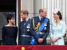 Prins Harry lijkt heibel met broer William te bevestigen