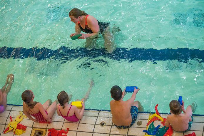 Het nieuwe zwembadcomplex op het Diekman krijgt een sportbad en instructiebad.
