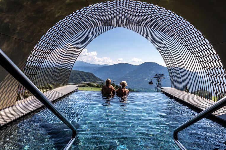 Boetiekhotel Gloriette in Bolzano. Beeld Noël van Bemmel