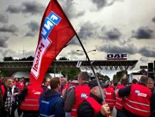 Stakingsactie bij DAF en ASML om metaal-cao voor 48 uur: ′We hebben de druk er op volop nodig.′
