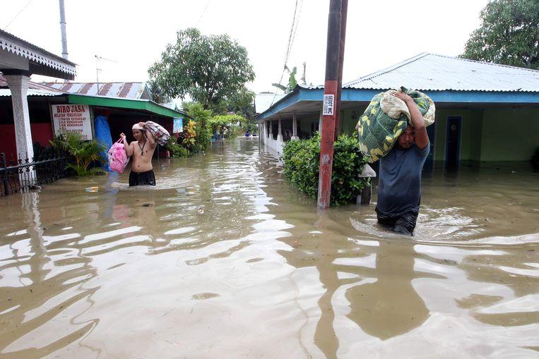 Zeker 29 mensen kwamen om het leven na extreem weer in Indonesië.