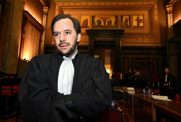 Me David Ramet, avocat de la famille Riva.