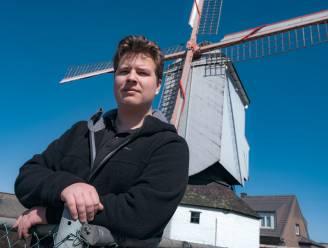 """Alexander (18) is één van de jongste molenaars van het land: """"Oubollig? Molens zijn niet voor watjes, hoor"""""""