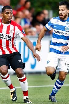 De Graafschap pakt op valreep punt bij Jong PSV