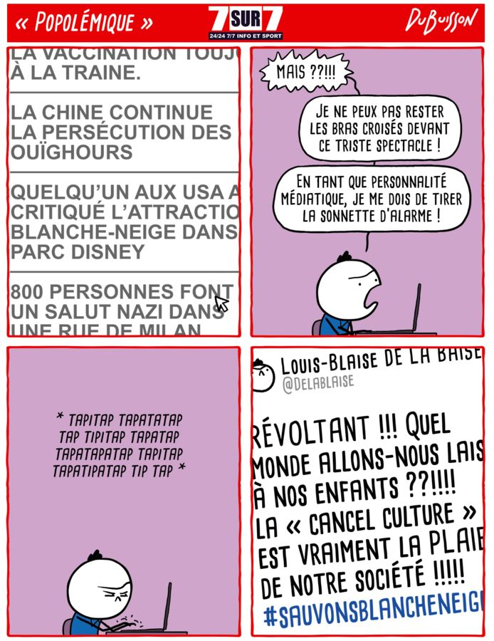 """Popolémique"", vendredi 7 mai 2021"