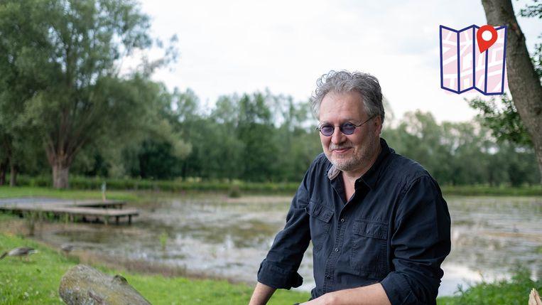 Zomerplek van Luc Morjaeu, tekenaar van Suske & Wiske, is het Landschapspark in Puurs