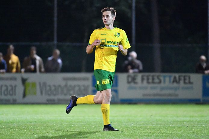 Dennis Geerts  begint aan zijn derde seizoen bij Witgoor Sport.