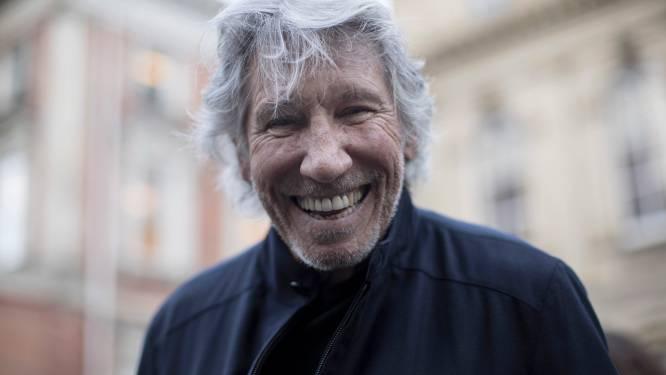 """""""Zo blij, eindelijk een blijvertje"""": Pink Floyd-stichter Roger Waters (78) trouwt na vier scheidingen met zijn 35 jaar jongere chauffeuse"""
