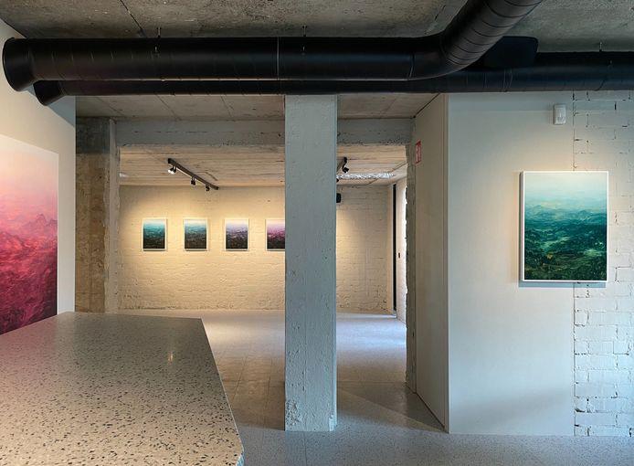 """Het Hasseltse architectenbureau lanceert de nieuwe ruimte 'Brousse' op de Kunstlaan. """"We willen een kwaliteitsvol 'art & food'-concept creëren."""""""