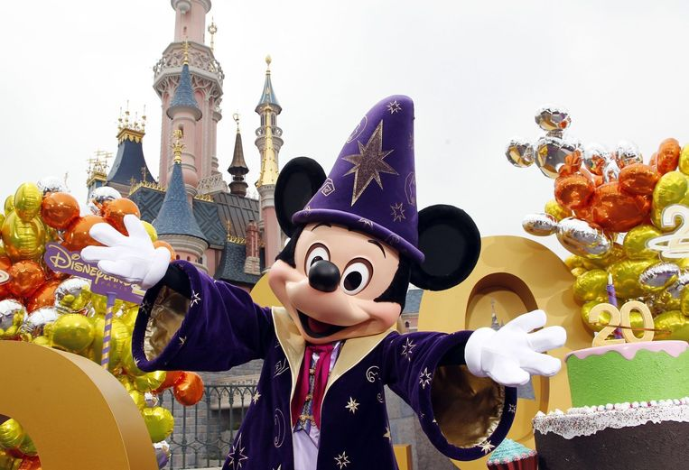 Filmstudio's gaan steeds vaker Disney achterna. Beeld AFP