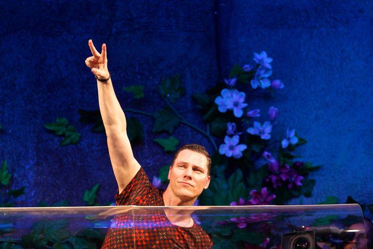 DJ Tiësto. Beeld Photo News