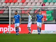 LIVE | Van Moorsel redt de eer voor FC Den Bosch, dat met duidelijke cijfers gaat verliezen van NEC