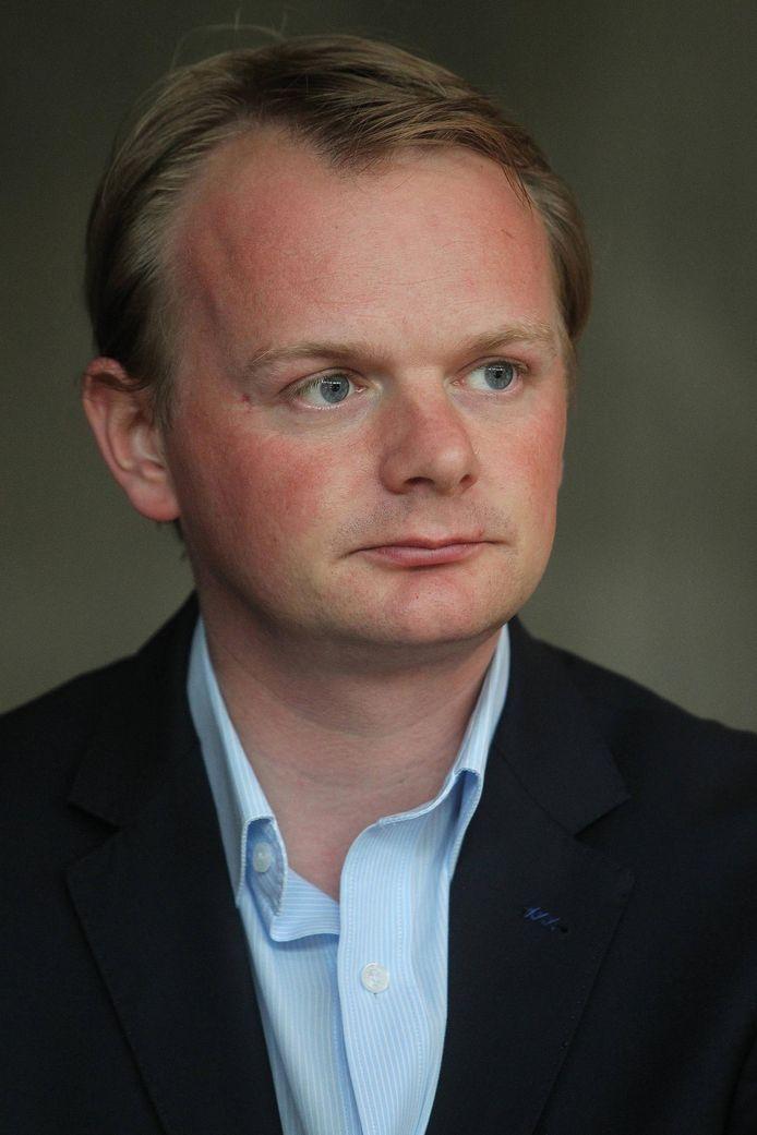 CD&V-raadslid Dieter Deltour.