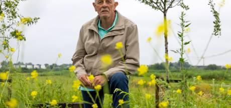 Voedselbos Woest in kanaalpark Rosmalen 'Een bos met iets te eten voor mens en dier'