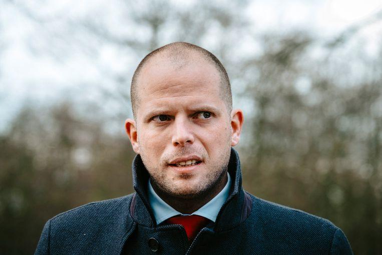 Theo Francken moet geen visum afleveren, zegt Raad voor Vreemdelingebetwistingen Beeld Illias Teirlinck