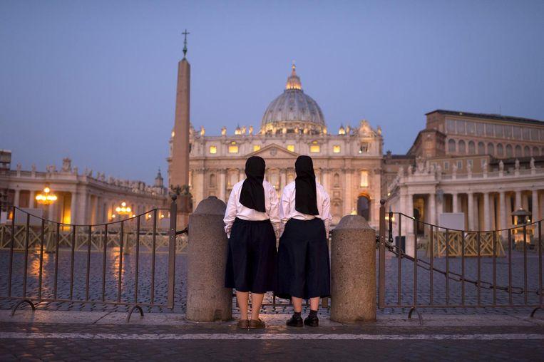 Rome is de stad waar ik het liefst kom. Het hoofdkwartier van de kerk. Beeld Hollandse Hoogte