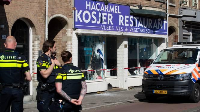 Onderzoek: belager koosjer restaurant HaCarmel had terroristisch motief