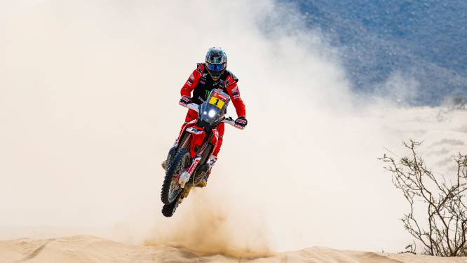 Dakar 2021. Brabec wint de proloog, Roelants wordt 89ste