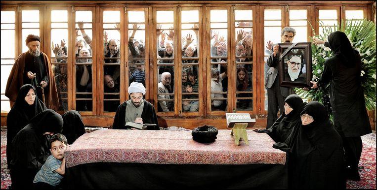 Teheran, 10 september 1975: executie van linkse intellectuelen. Beeld Azadeh Akhlagi