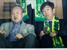 Wang: Club wordt niet verkocht. Wie niet mee wil werken, is vrij om te vertrekken
