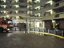 Bewoners flat Gersteveld mogelijk misselijk door brandend plastic