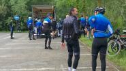 35 Genk-supporters met de fiets naar Brugge