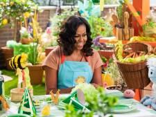 Michelle Obama in kleuterserie Netflix: 'Was deze serie er maar toen mijn kinderen jong waren'