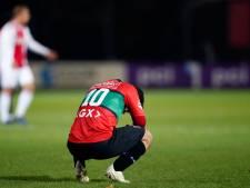 NEC blameert zich bij Jong Ajax