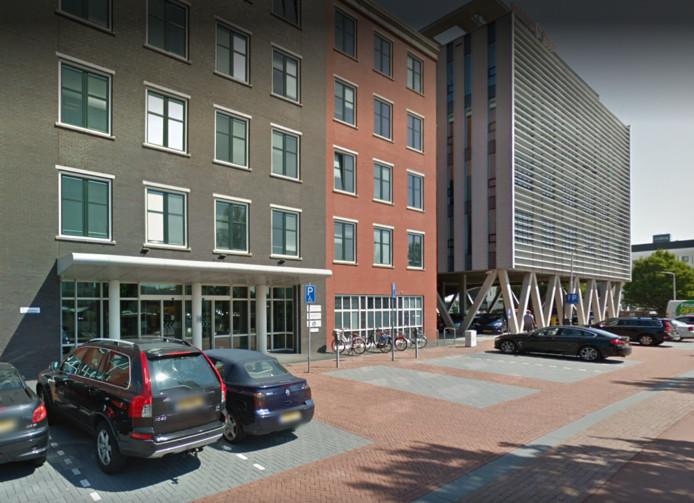 Het kantoor van de GGD in Leeuwarden