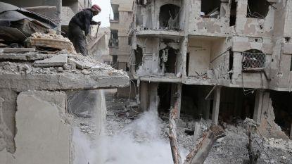 """Turkije roept Rusland en Iran op, het """"Syrische regime te stoppen"""""""