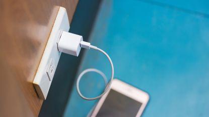 Hoogzwangere Française geëlektrocuteerd in bad bij opladen telefoon