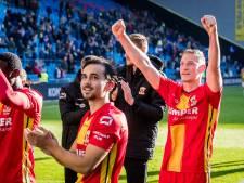 Koelbloedigheid, gogme én unicum in Gelredome: GA Eagles zorgt voor stunt tegen Vitesse en pakt 24-karaats bonuspunten
