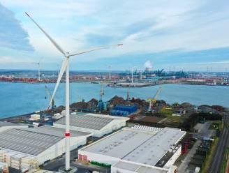 Windpark in Waaslandhaven breidt uit met vier windmolens
