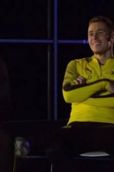 """Avant Dortmund-PSG, Thorgan Hazard prévient Meunier: """"Je dois venger mon frère"""""""